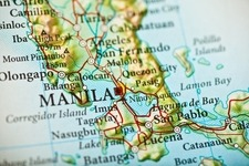 Philippines Map Small