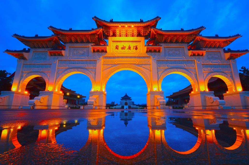Taipei. Taiwan